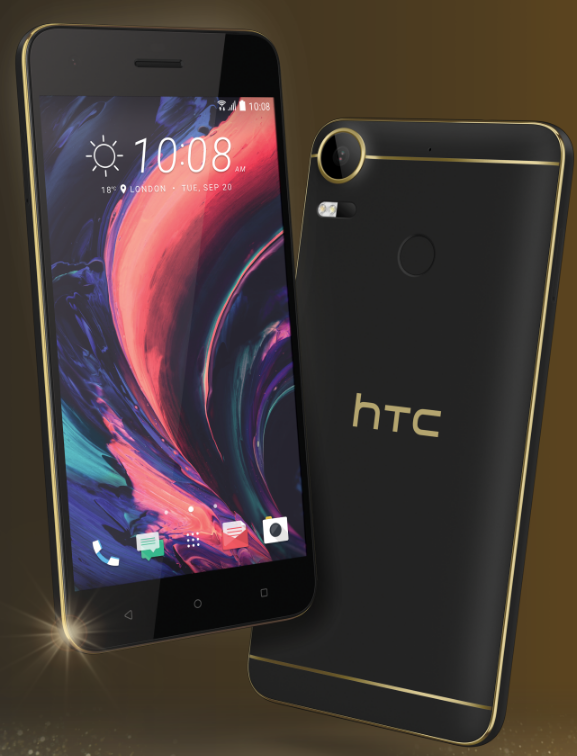 HTC Desire 10 Pro launched in India at Rs 26,490 price