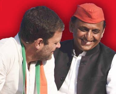 Will it be SP+BSP government in Uttar Pradesh?