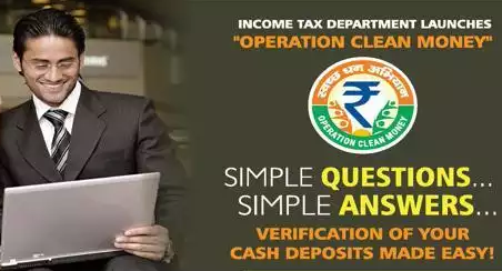Only 50% have responded to Operation Clean Money queries