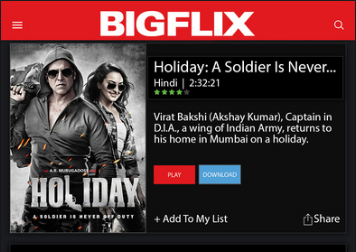 Anil Ambani group relaunches Bigflix to take on Netflix, Amazon Prime Video