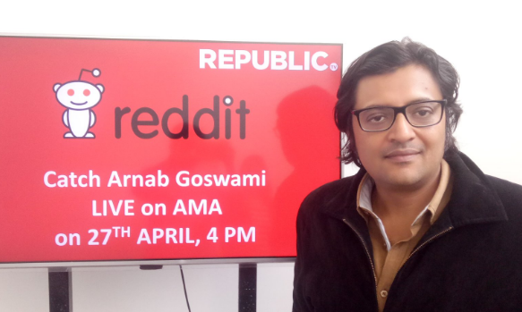 Republic TV will be nationalist, pro-military & global – Arnab Goswami