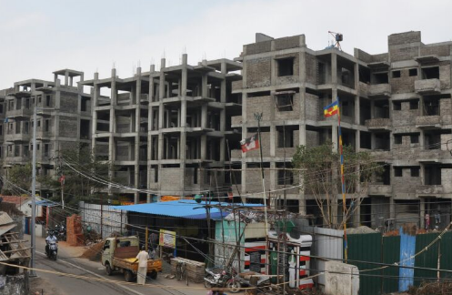 Demonetization hits real estate builder prices, but not resale flats – report