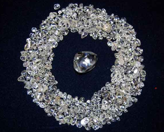 PSU sells diamonds worth Rs 110 cr via e-auction