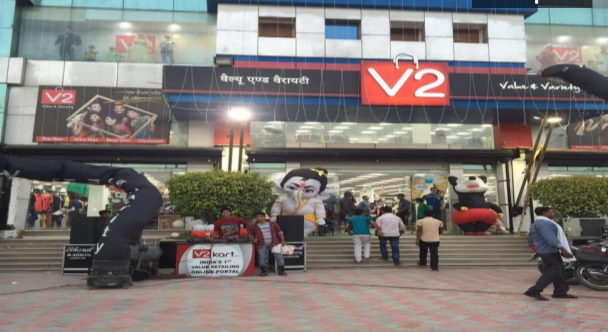 V2 Retail sees organized sector share tripling to 24% in three years