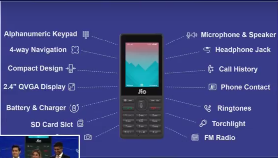 Is the JioPhone really free?