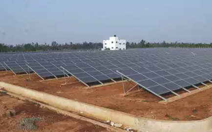 SLOW START: India adds 8.3% of 2017 target solar capacity in three months