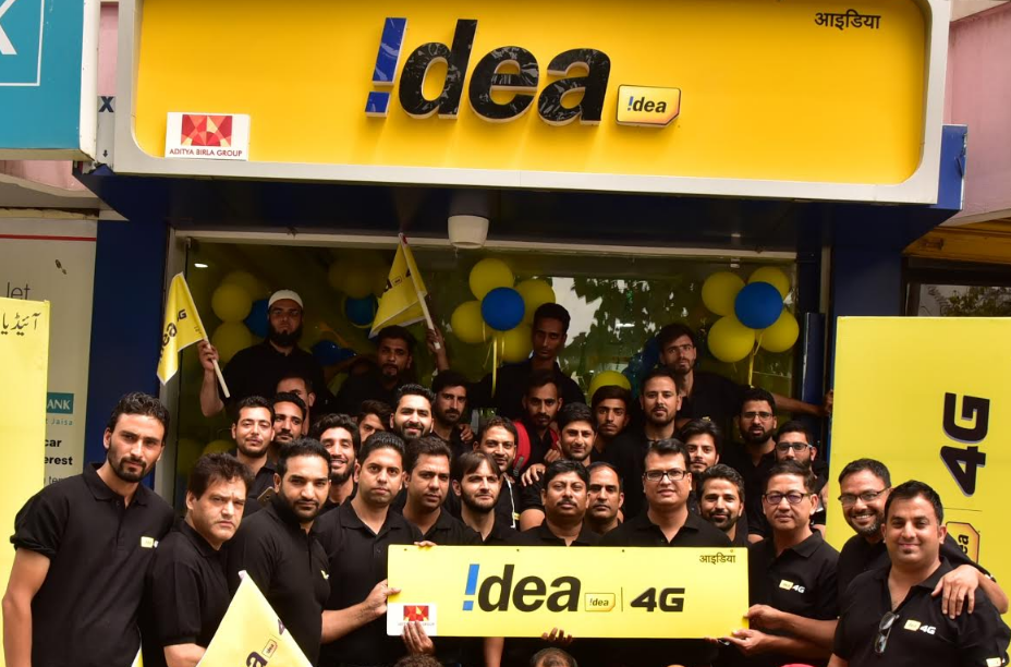 Idea launches 4G in Srinagar, offers 84 GB for Rs 392