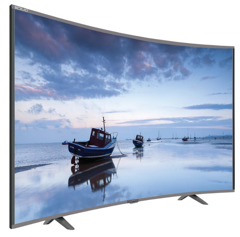 mitashi launches cheapest curved tv in india at rs 28k 39 inch at rs 40k. Black Bedroom Furniture Sets. Home Design Ideas