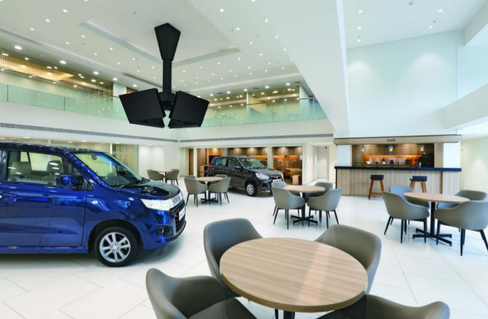 Maruti Suzuki to rebrand its auto showroom network in India