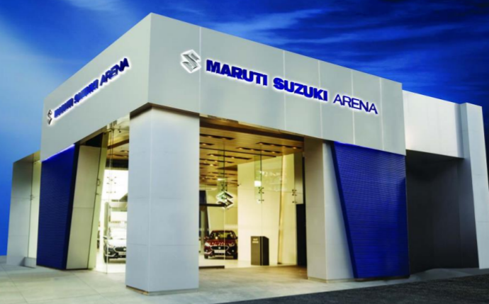 Maruti Suzuki opens Arena to sell two million cars by 2020