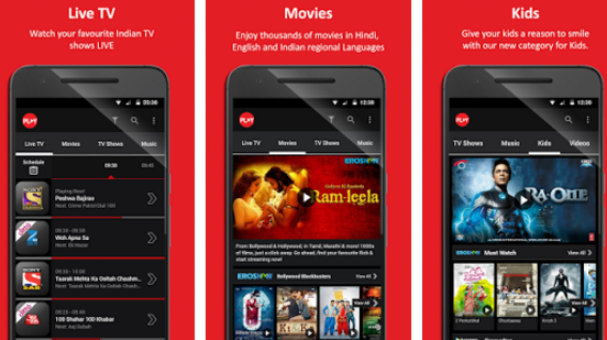 Vodafone Play adds 12 channels from Discovery including DSPORT
