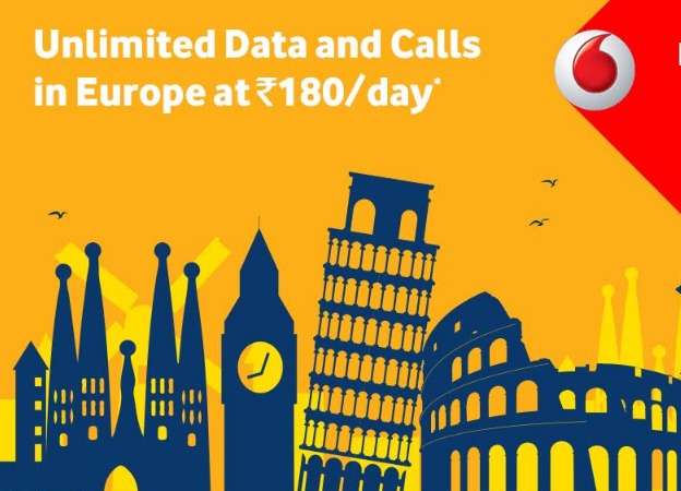 Vodafone offers unlimited voice, data in 18 countries at Rs 5000/month