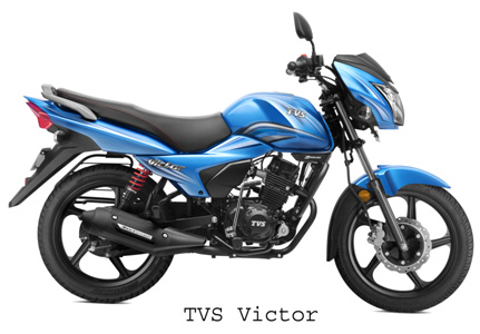 TVS Victor gets a facelift with a Premium variant