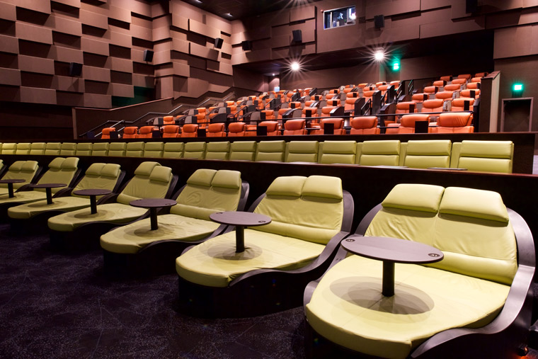 PVR acquires stake in US luxury theater chain iPic