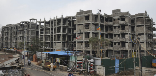Indian Real Estate unsold inventory to fall this year – Fitch