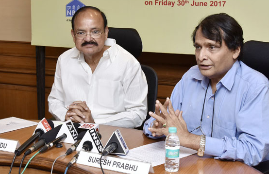 Suresh Prabhu to announce revised export policy, targets at 4 PM today