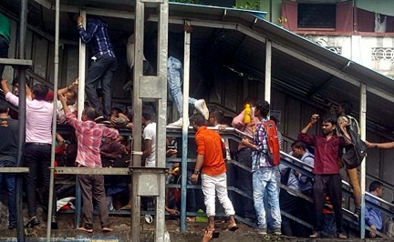 No one was responsible for Elphinstone stampede – Railway Inquiry