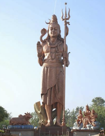 Nine years on, Delhi Airport runway still waiting for Shiv statue to move