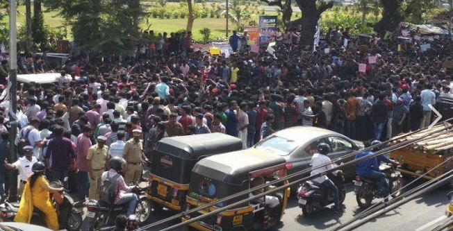 Power of Social Media: Protesters seek justice for Kerala man killed for love