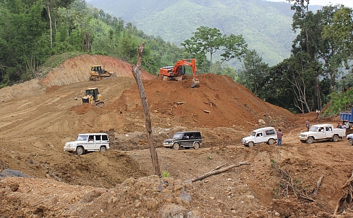 India-Myanmar-Thailand highway to be ready in 3 years; work starts