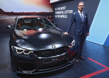 BMW launches M series sedan and coupe at Rs 1.3 cr in India