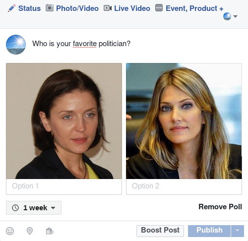 Facebook Pages now support Polls, Notes and other new features