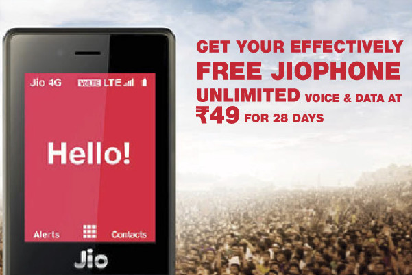 Reliance Jio's 49 plan revives interest in Jiophone – Credit Suisse