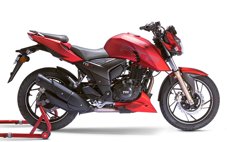 TVS Motor adds fast clutch technology to Apache RTR 200 4V