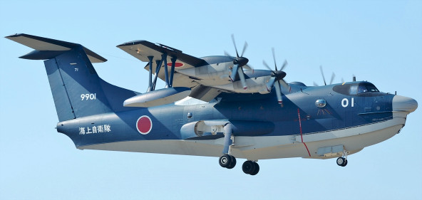 Mahindra chosen as Indian partner for Japan's ShinMaywa US-2 aircraft