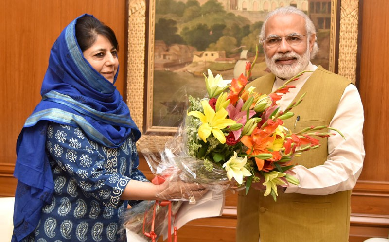 BJP pulls out of PDP alliance in J&K over terrrorism, law and order
