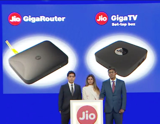 FULL TEXT: Mukesh Ambani announces launch of Reliance Jio GigaFiber in 1,100 cities