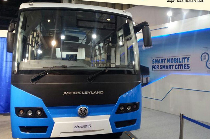 Ashok Leyland sets up electric vehicle facility at Ennore plant