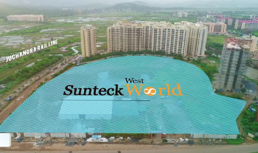 Sunteck Realty sells 2,000 out 2,476 flats at West World, Naigaon