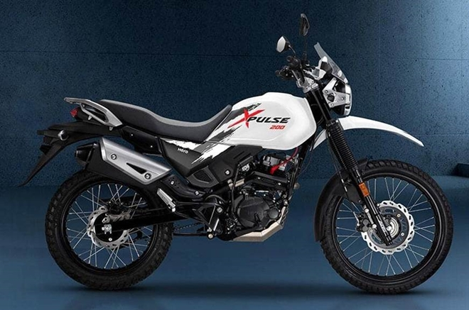 Hero unveils first touring motorcycle XPulse 200T