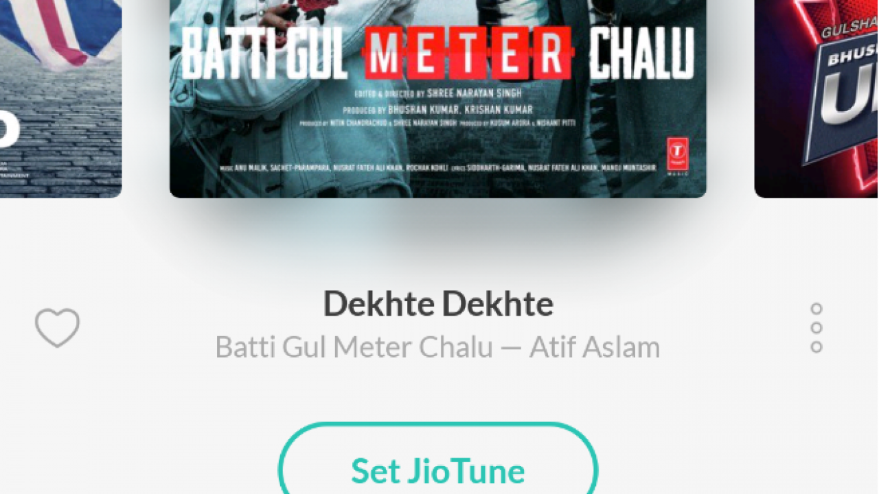 Jio Music no more, gets replaced by JioSaavn