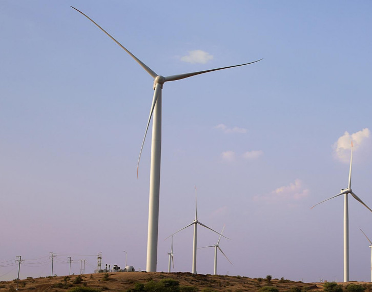 Inox Wind gets 500 MW wind power plant order from Adani Green Energy