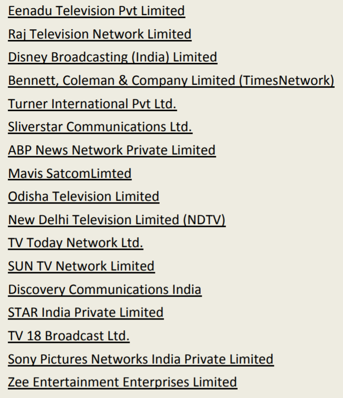 TRAI RULES: Broadcasters announce 300+ channel packs, Star