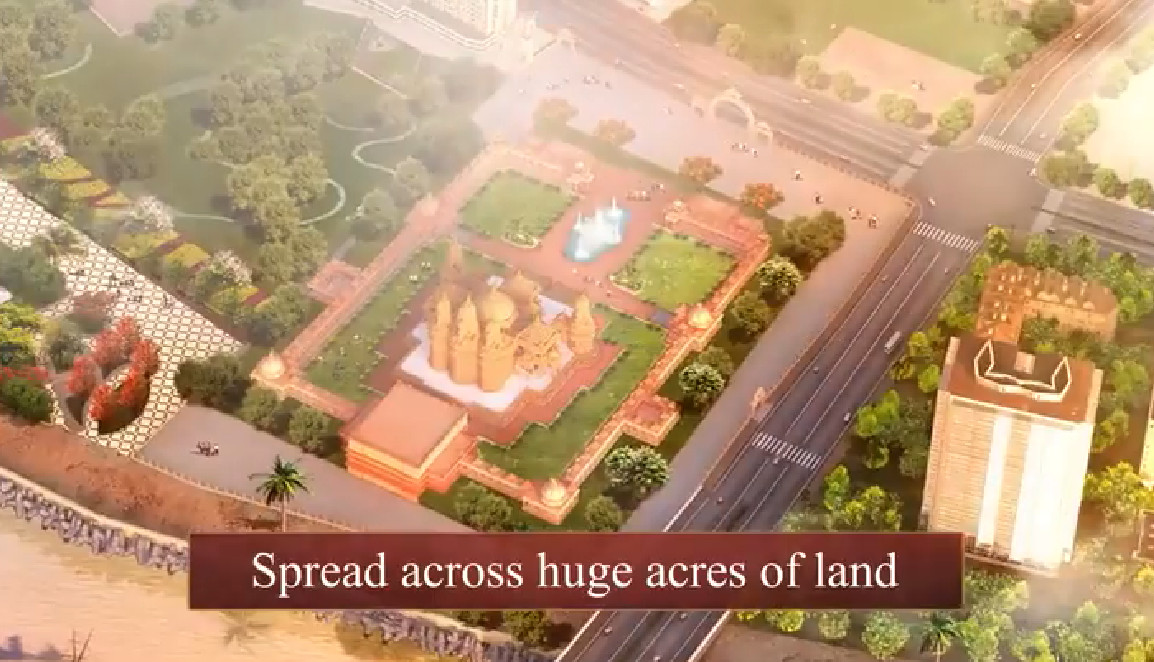 Swaminarayan City Dombivali starts booking, price Rs 45 lakhs