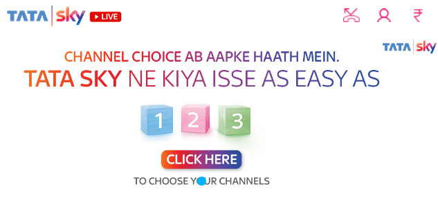 Tata Sky gives in to TRAI, announces new channels and packs
