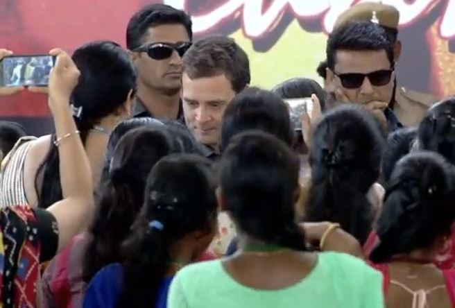 WATCH LIVE: Rahul Gandhi clears stand on terrorism, love, gender equality and Hindi-focused governance