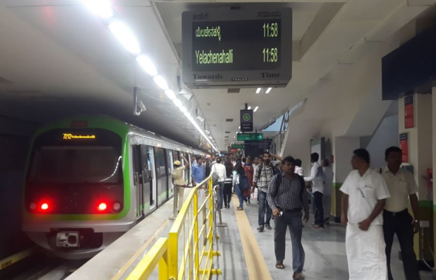 L&T to build Vellara Junction – Tannery Road stretch of Bangalore Metro