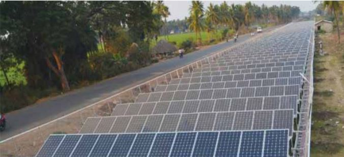 Solar power sector sees revival in Feb after downturn due to duties