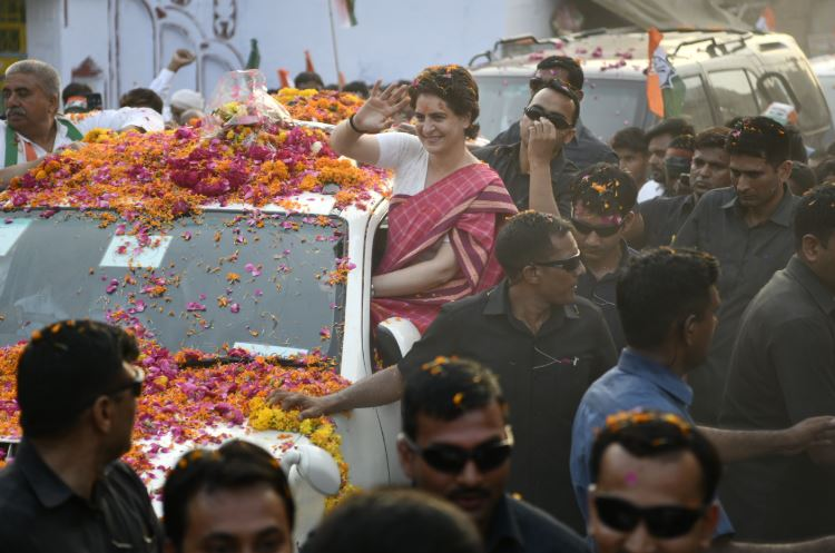 How Congress stands to benefit from Priyanka Gandhi's candidature in Varanasi