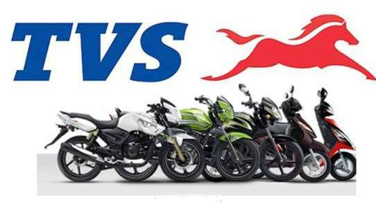 TVS Motors domestic two-wheeler sales up by 2% in April