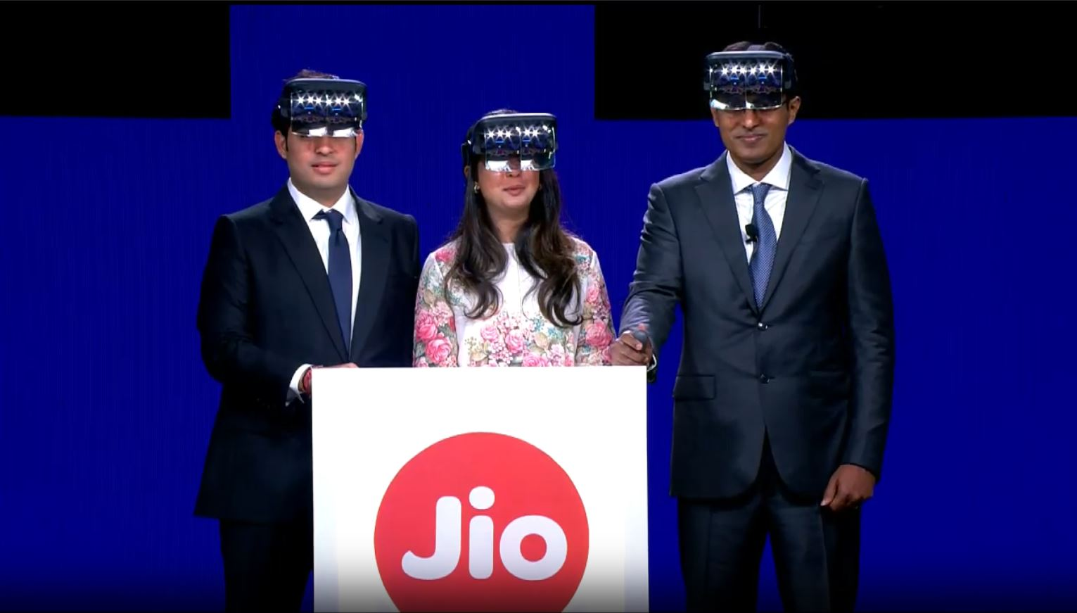 Reliance Jio set-top-box demoed, to support existing cable networks