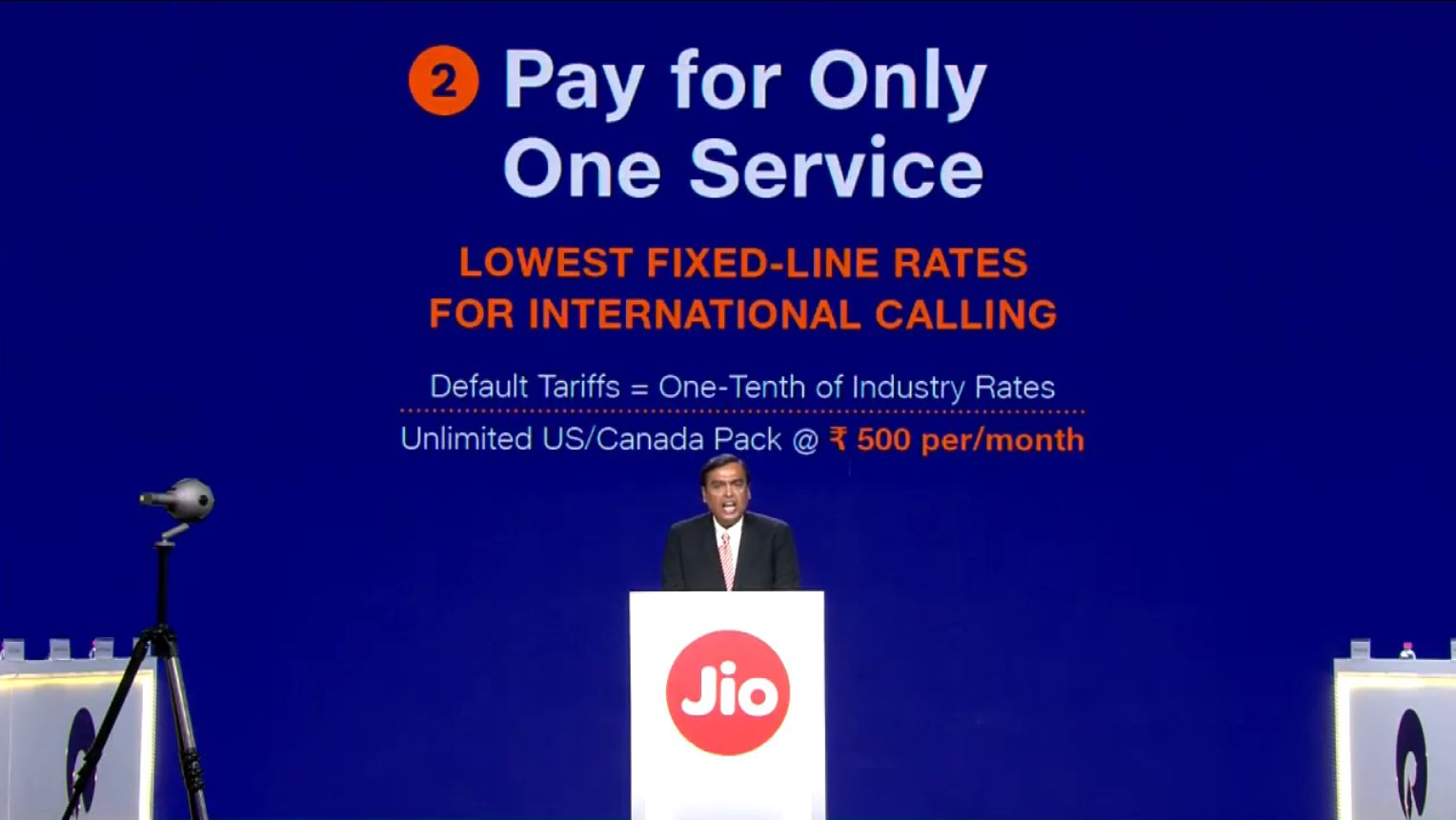 Jio Fiber to start off on Sept 5, tariff starts at Rs 700