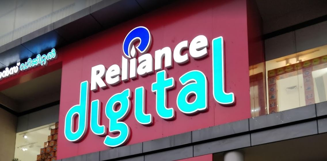 Reliance to offer up to 25% discount on electronics