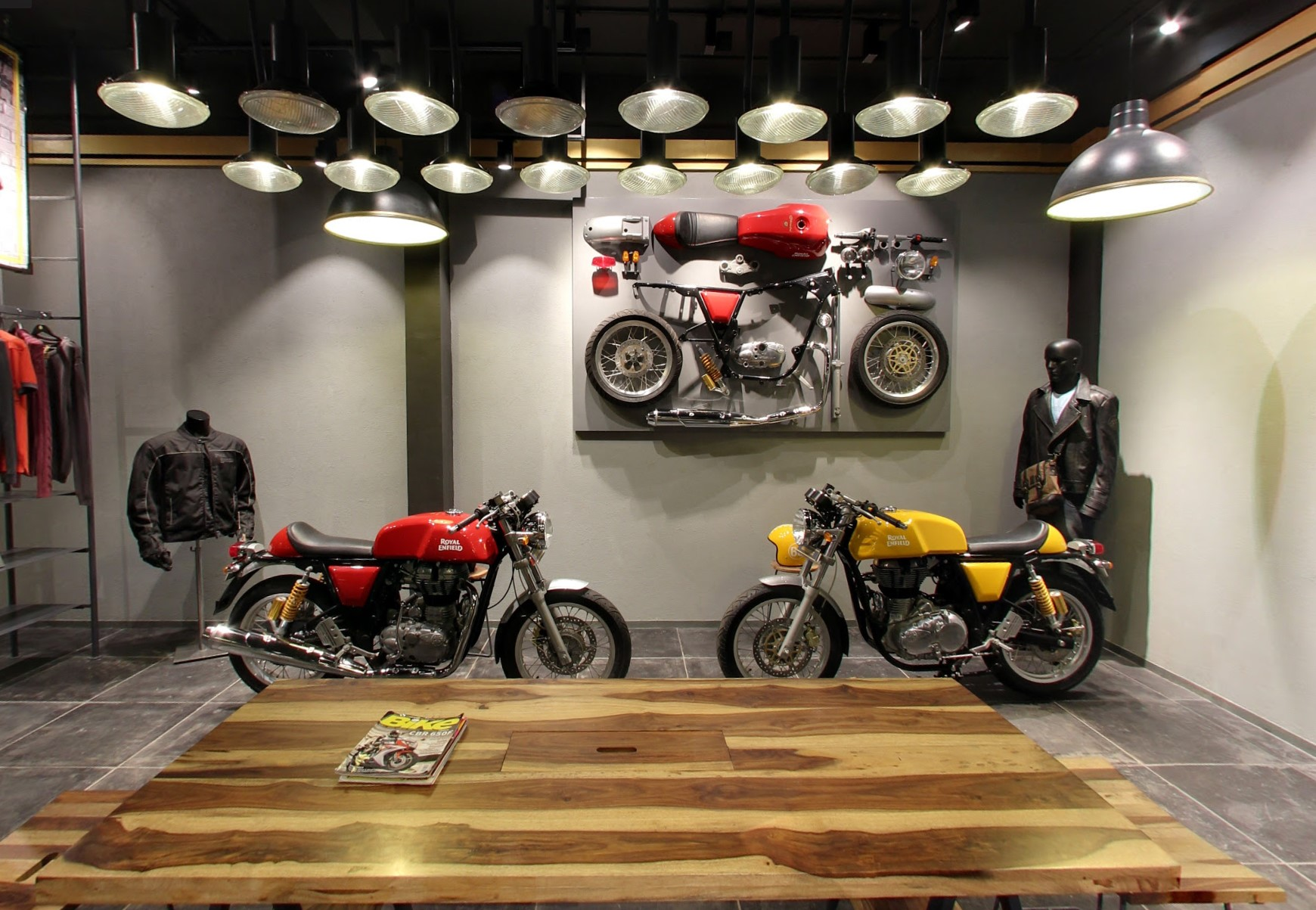 Royal Enfield sales down 22% in July-September