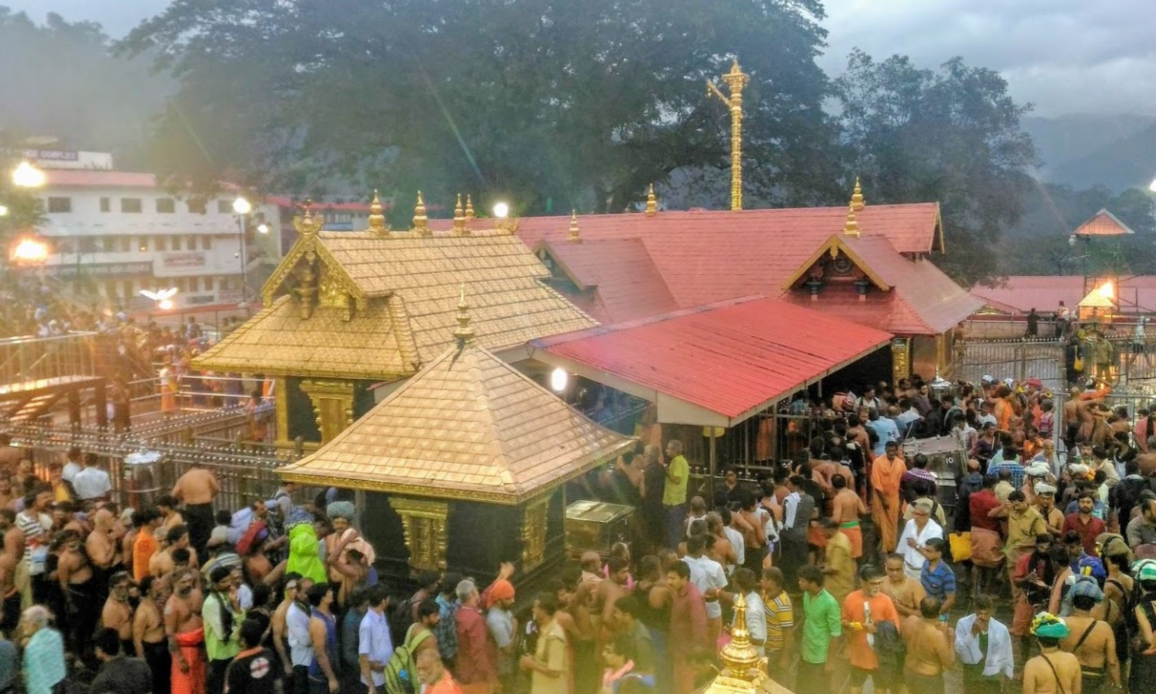 Kerala Govt softens stand on Sabarimala women's entry issue