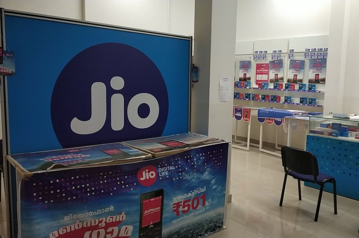 Reliance Jio sees a 21% jump in data use post lock-down